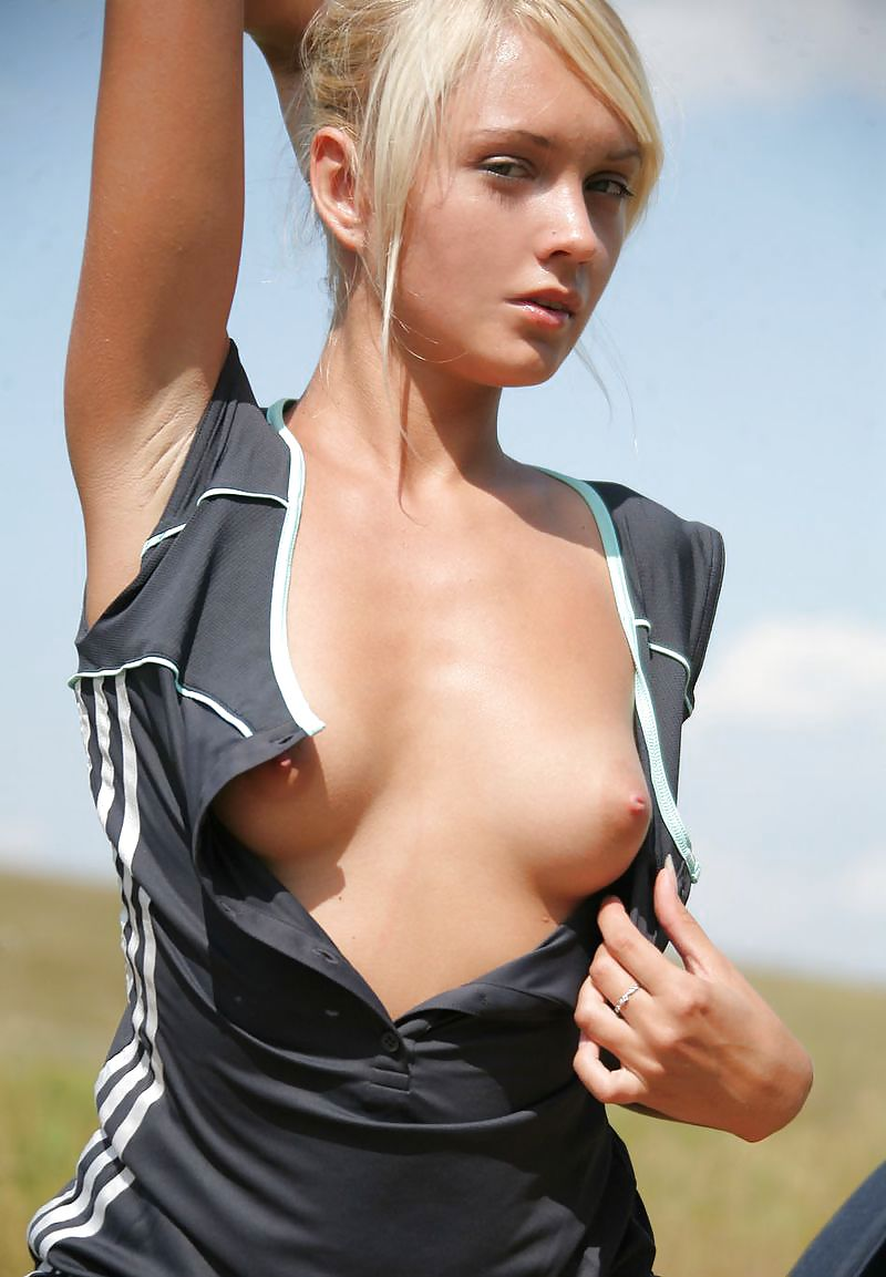 female athletes with big tits